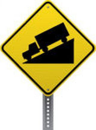 What Does This Road Sign Indicate Us Drivers License