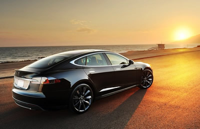 how far can you go in a tesla model s on one full charge with 85 kwh battery electric. Black Bedroom Furniture Sets. Home Design Ideas